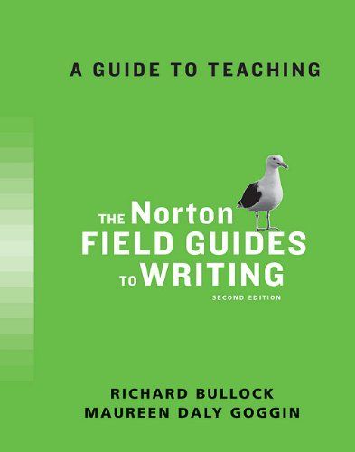 9780393934694: A Guide to Teaching (The Norton Field Guides to Writing)