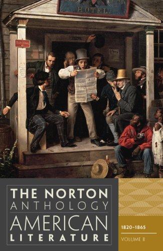 9780393934779: The Norton Anthology of American Literature, Vol. B