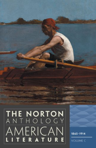 9780393934786: The Norton Anthology of American Literature: 1865-1914