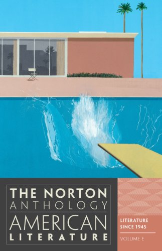 9780393934809: The Norton Anthology of American Literature (Eighth Edition) (Vol. E)