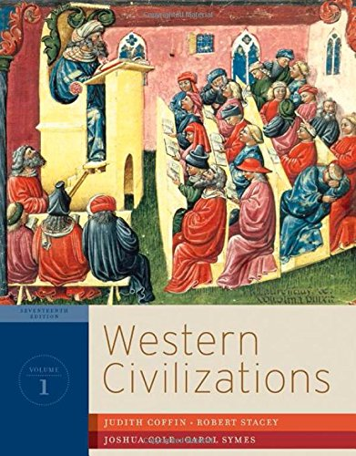 9780393934823: Western Civilizations: Their History & Their Culture (Seventeenth Edition) (Vol. 1)