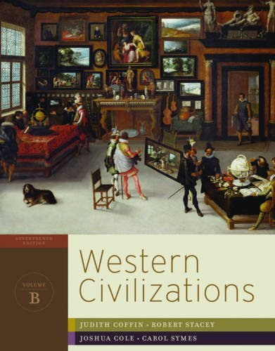 9780393934854: Western Civilizations: Their History & Their Culture (Seventeenth Edition) (Vol. B)