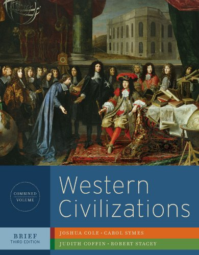 9780393934878: Western Civilizations: Their History and Their Culture (Brief Third Edition) (Vol. One-Volume)