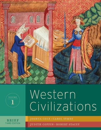 9780393934885: Western Civilizations: Their History and Their Culture (Brief Third Edition) (Vol. 1)