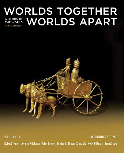 9780393934953: Worlds Together, Worlds Apart: A History of the World: Beginnings to 1200