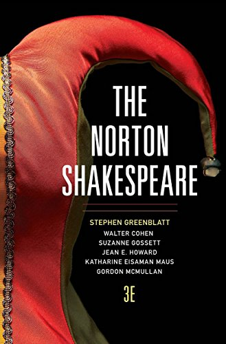9780393934991: The Norton Shakespeare (Third Edition) (Vol. One-Volume)