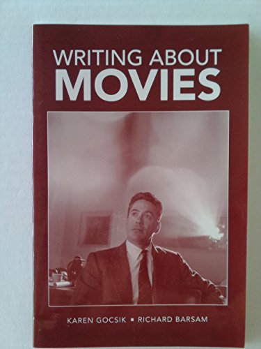 9780393935097: Writing About Movies