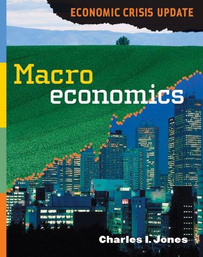 9780393935110: Macroeconomics: Economic Crisis Update