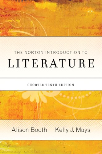 9780393935141: The Norton Introduction to Literature (Shorter Tenth Edition)