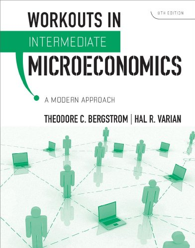 9780393935158: Workouts in Intermediate Microeconomics: A modern Approach