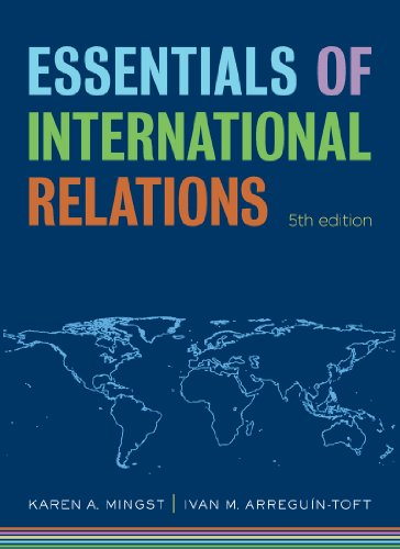 9780393935295: Essentials of International Relations
