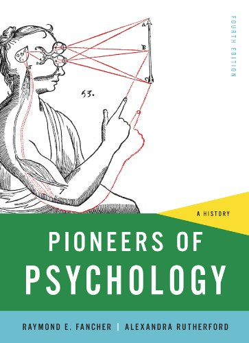 9780393935301: Pioneers of Psychology: A History