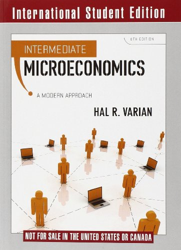 9780393935332: Intermediate Microeconomics A Modern Approach