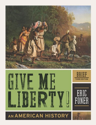 9780393935516: Give Me Liberty!: An American History (Brief Third Edition) (Vol. One-Volume)