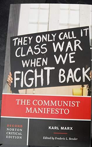 9780393935608: The Communist Manifesto (Second Edition) (Norton Critical Editions)