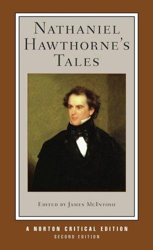 9780393935646: Nathaniel Hawthorne's Tales: Authoritative Texts, Backgrounds, Criticism