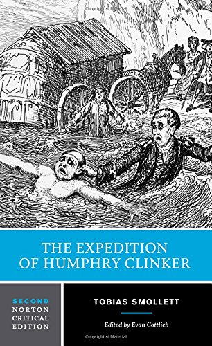 9780393936711: The Expedition of Humphry Clinker (Norton Critical Editions)