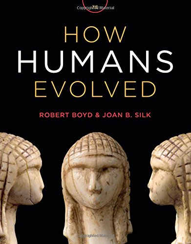 9780393936773: How Humans Evolved (Seventh Edition)