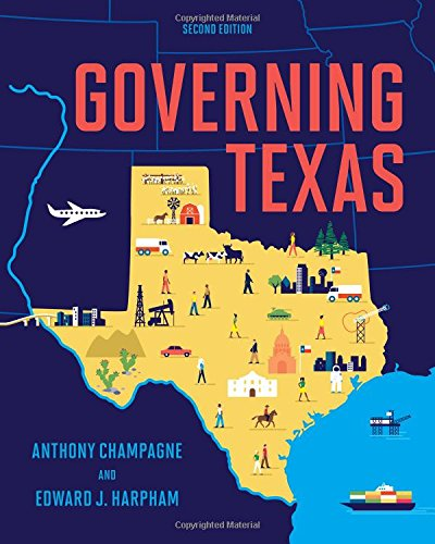 9780393936841: Governing Texas (Second Edition)