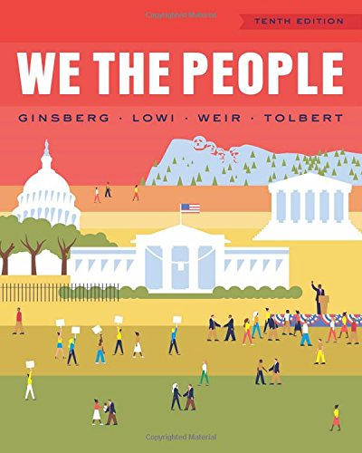 9780393937039: We the People: An Introduction to American Politics