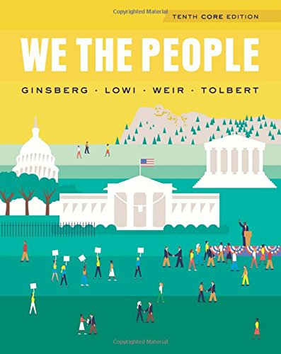 9780393937046: We the People (Core Tenth Edition)