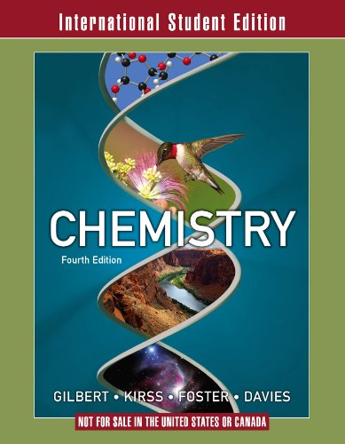 9780393937084: Chemistry 4e ISE – The Science in Context – International Student Edition