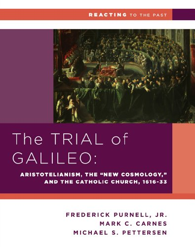 9780393937343: The Trial of Galileo: Aristotelianism, the