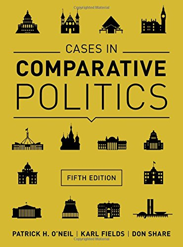 9780393937541: Cases in Comparative Politics (Fifth Edition)