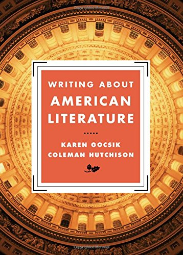 9780393937558: Writing About American Literature
