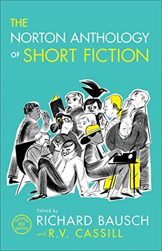9780393937763: The Norton Anthology of Short Fiction (Shorter Eighth Edition)