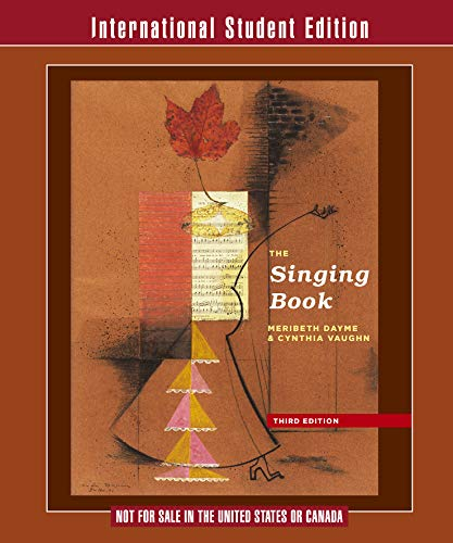 9780393937923: The Singing Book