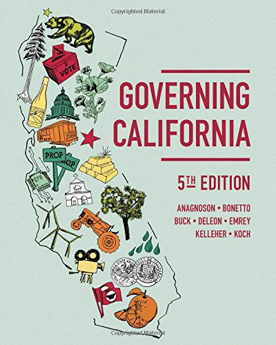 9780393938395: Governing California in the Twenty-First Century (Fifth Edition)