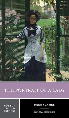 9780393938531: The Portrait of a Lady (Norton Critical Editions)