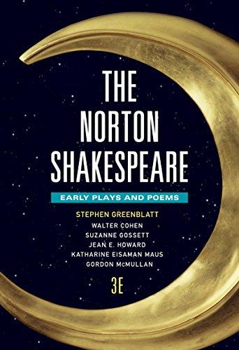 9780393938579: The Norton Shakespeare (Third Edition) (Vol. 1)