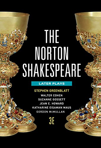 The Norton Shakespeare (Third Edition) (Vol. 2)