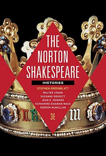 9780393938593: The Norton Shakespeare: Histories