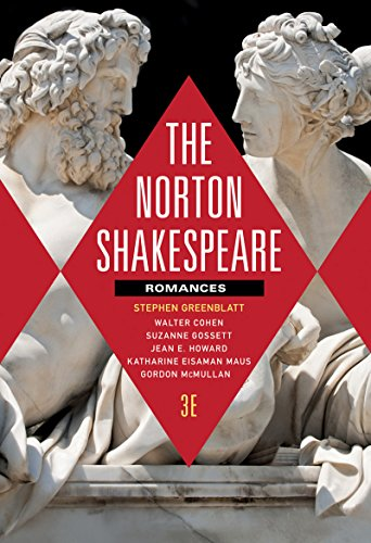 9780393938623: The Norton Shakespeare: Romances and Poems (Third Edition)