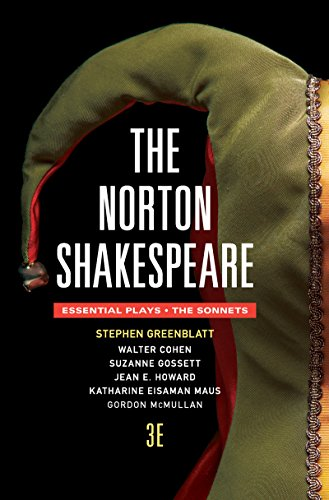 9780393938630: The Norton Shakespeare: The Essential Plays / The Sonnets (Third Edition)