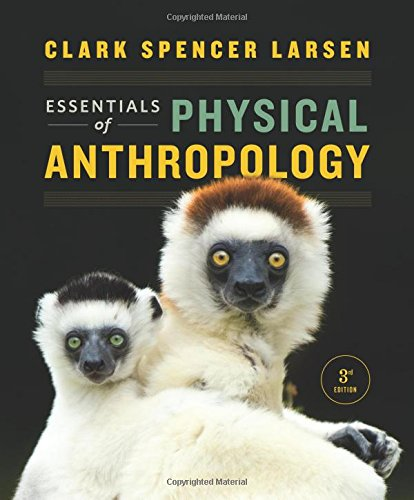 9780393938661: Essentials of Physical Anthropology