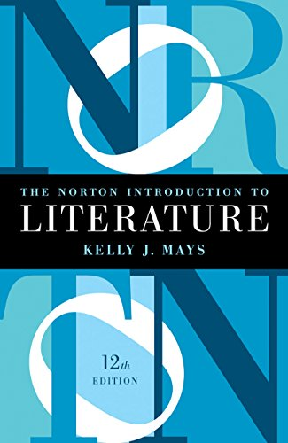 9780393938913: The Norton Introduction to Literature (Twelfth Edition)