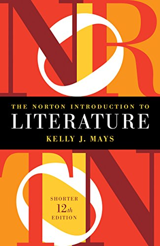 9780393938920: The Norton Introduction to Literature: Shorter