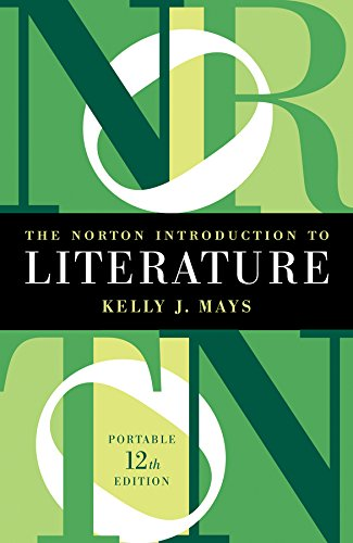 9780393938937: The Norton Introduction to Literature