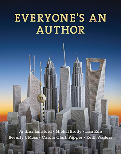 9780393938951: Everyone's an Author (Second Edition)