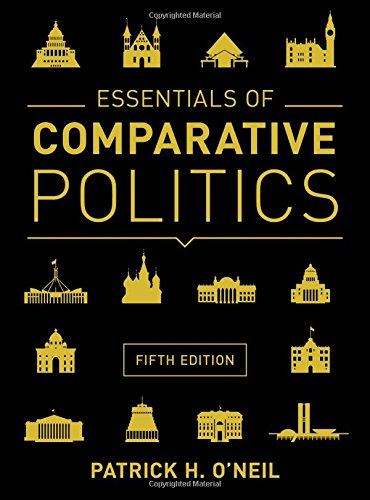 9780393938975: Essentials of Comparative Politics