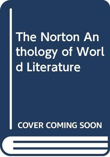9780393946864: The Norton Anthology of World Literature