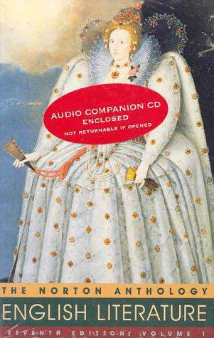 9780393947748: The Norton Anthology of English Literature: 1