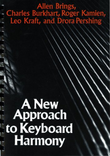 9780393950014: A New Approach to Keyboard Harmony