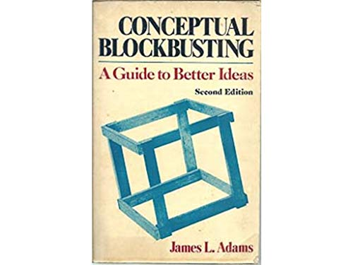 9780393950168: Conceptual Blockbusting: A Guide to Better Ideas