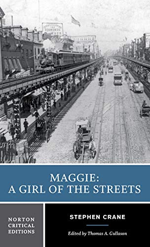 9780393950243: Maggie: A Girl of the Streets (Norton Critical Editions)