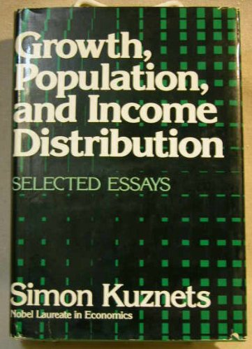 9780393950618: Growth, Population, and Income Distribution